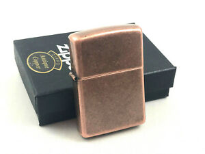 ZIPPO-Copper-Design-Feuerzeug-Das-Original-Vintage-Copper-Design
