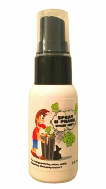 Jereco Global Spray N Prank Stink Haze