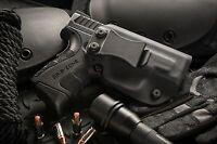 stingray Clinger Holster - Kahr Pm9 W/crimson Trace Lg-437 - Iwb - Kydex