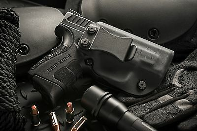 """Stingray"" Clinger Holster - Hi-point C9 9mm Compact- IWB - Kydex Concealment"