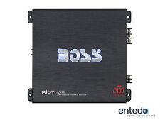 BOSS AUDIO R2400D Monoblock Verstärker Endstufe Amplifier Car Auto KFZ PKW NEU