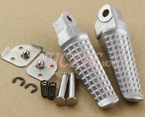 CNC Rear Foot Peg Footrest For Suzuki GSF600 Bandit600 GSX 1200 750 GSXR  750