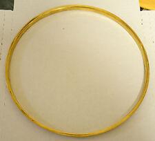 Inner Brass Glass Retainer Ring for Seth Thomas No. 2 Regulator Clock