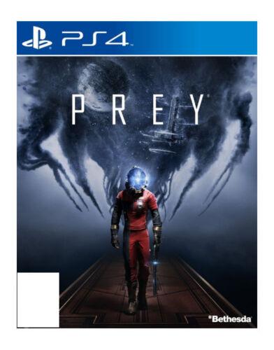 1 of 1 - Prey (Sony PlayStation 4, 2017)