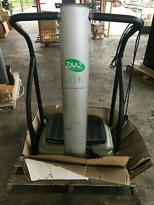 Zaaz 20k Exercise Whole Body Vibration Machine Ebay