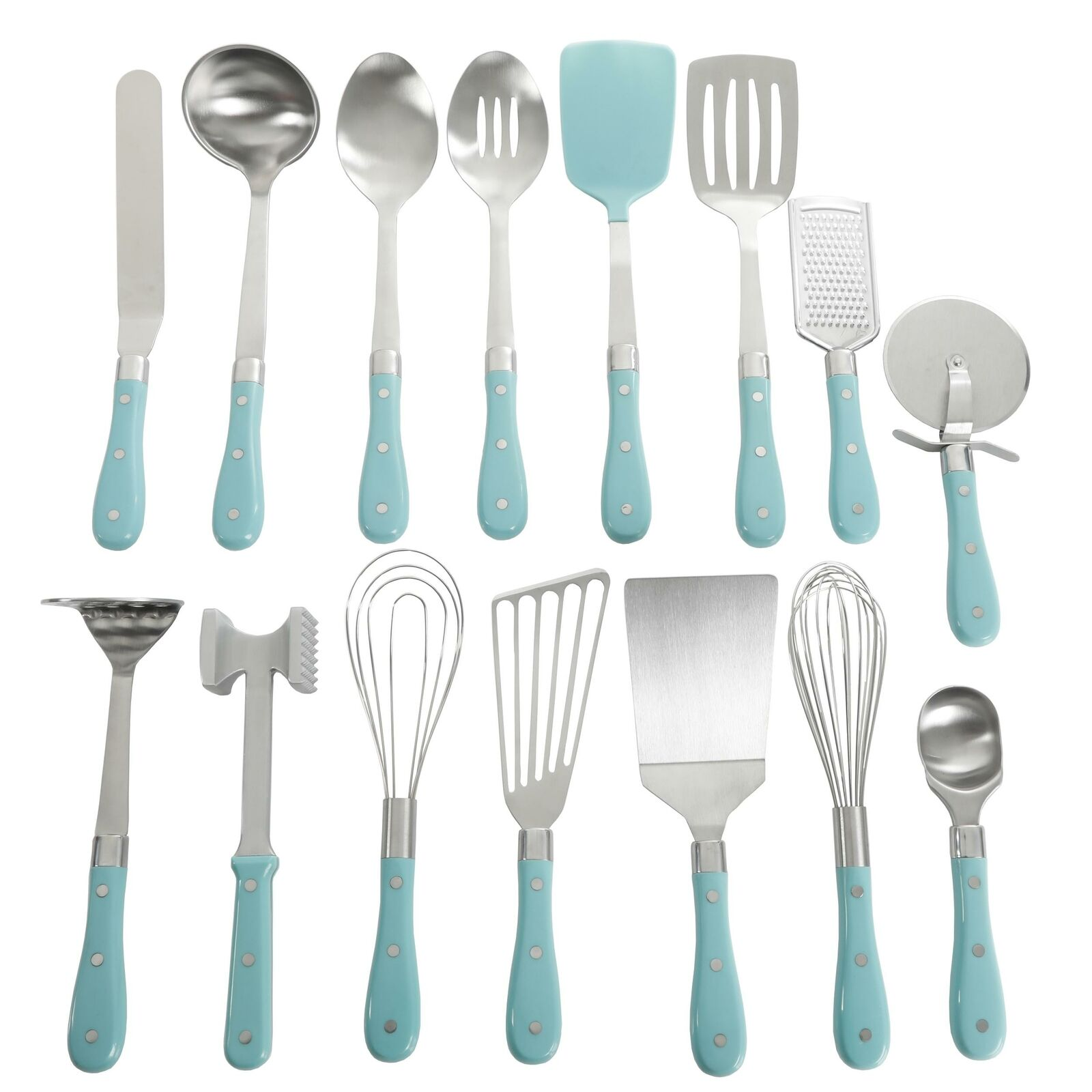 Hullr All In One Kitchen Utensils Knives Set 11 Piece Cooking Tools Gadgets For Sale Ebay