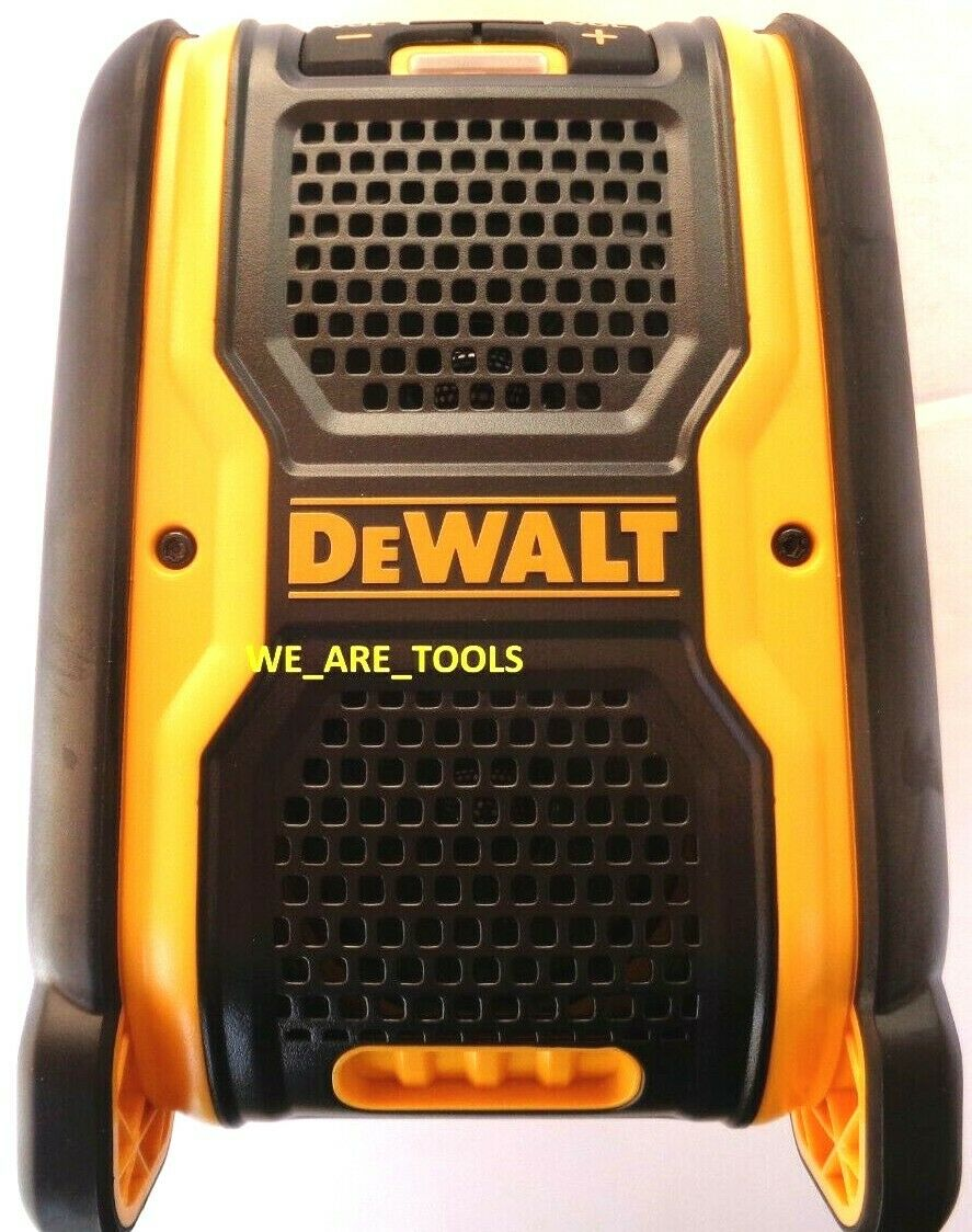 DEWALT DCR006 12V Cordless Bluetooth Speaker on