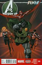 Avengers World #16 Unread New / Near Mint Marvel 2014 Digital Code Included **23