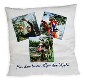Fotokissen Geschenk Muttertag Geschenkidee Kissen Bedrucken