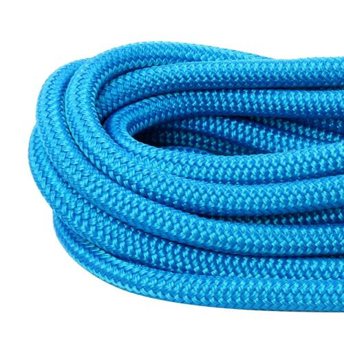 3 Colors Available 5//8/'/' 25 FT Double Braid Nylon Dock Line Mooring Rope US SHIP
