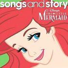 Songs and Story: The Little Mermaid by Disney (CD, Mar-2010, Walt Disney)