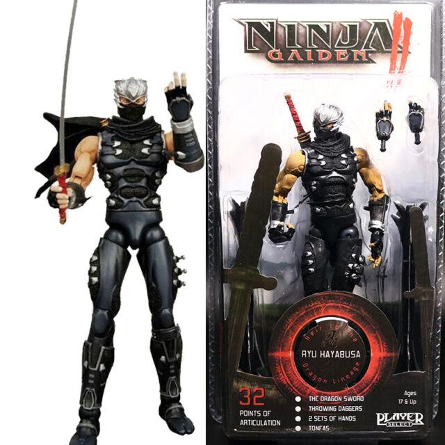 Neca Ninja Gaiden 2 Ryu Hayabusa 7 Action Figure Play Selected
