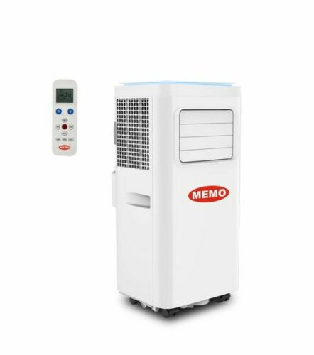 Mobile Klimaanlage 3 in1Kühlen  Luftkühler  Ventilator Entfeucht 7000 BTU