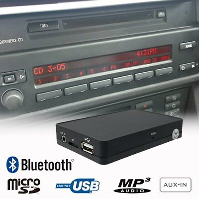 bluetooth music handsfree cd changer adapter bmw 5 series x3 x5 z4 business cd ebay. Black Bedroom Furniture Sets. Home Design Ideas