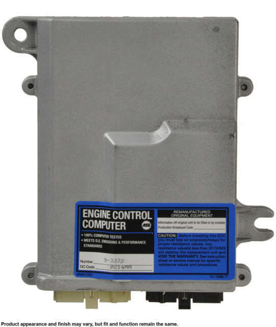 Engine Control Module//ECU//ECM//PCM-Computer Cardone 79-7238 Reman