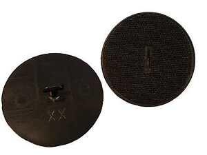 2x-ALFOMBRA-ALFOMBRILLAS-Soporte-delant-TRASERO-conectar-Suelo-MATE-alfombra