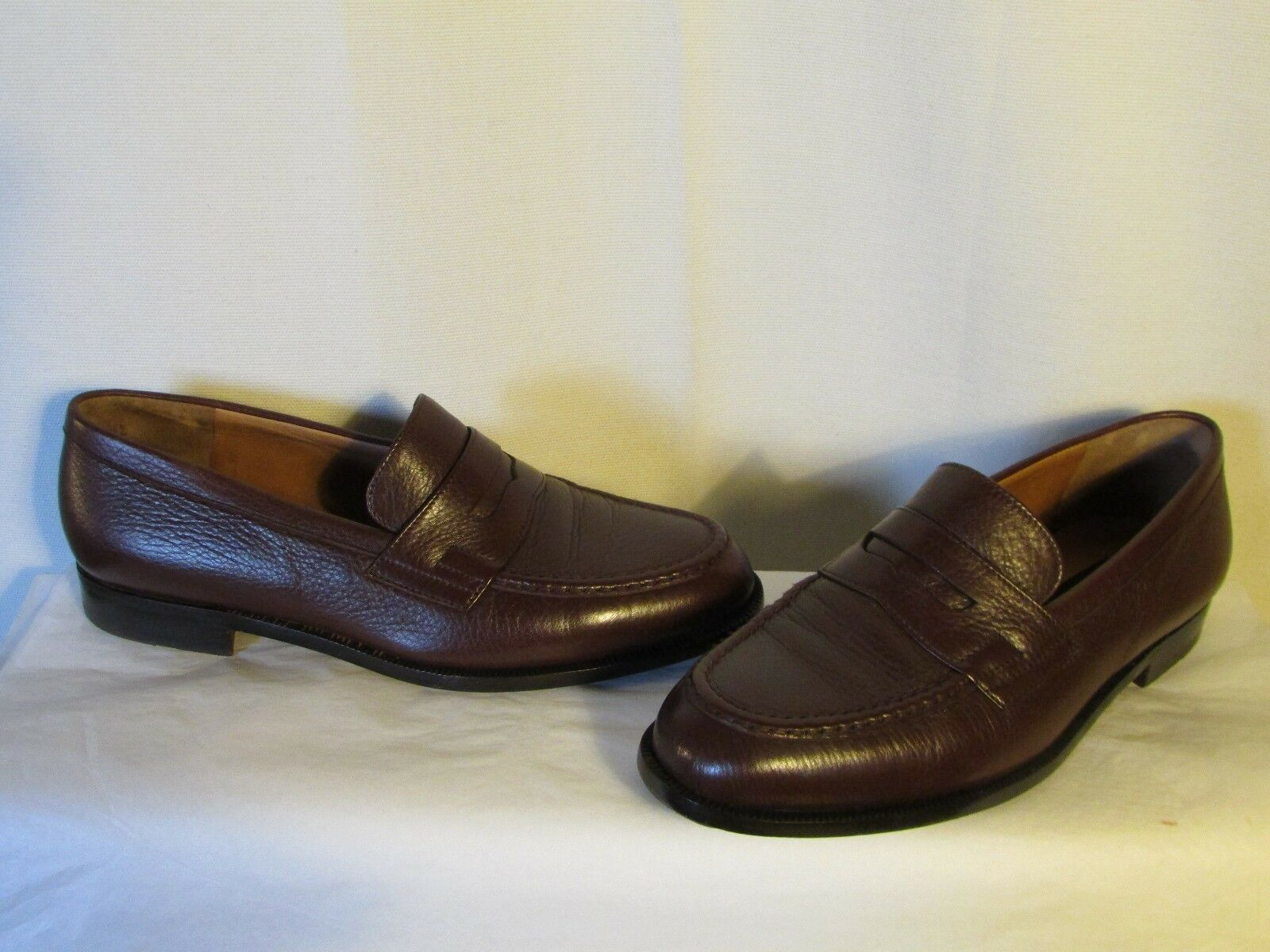 mocassins FRATELLI ROSSETTI  pointure cuir marron pointure  6,5  (40) 4f49bc