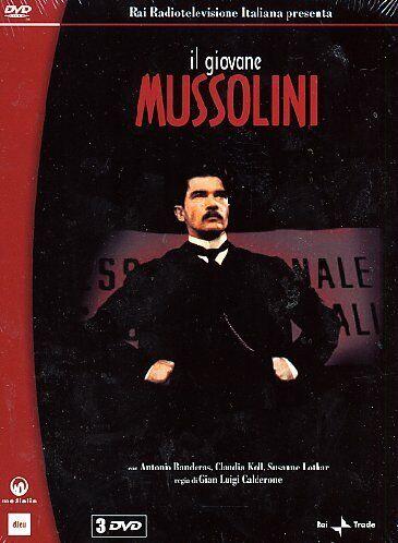 Il Giovane Mussolini [3 Dvd] ELLEU - MEDIALIA