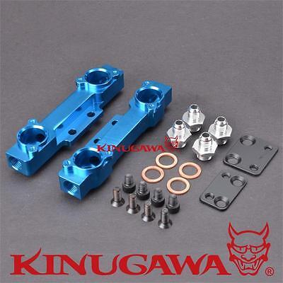 Kinugawa SUBARU Fuel Rail High Flow WRX STI EJ20 GC8 GF8 V5 V6