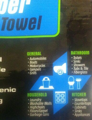 8pk One Shot Microfiber Clean Towel Detail Ultimate Wipe Off Car Home As Seen TV