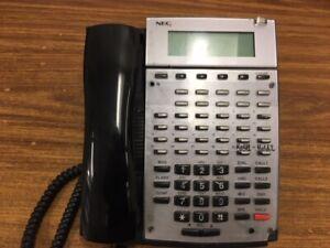 NEC-34B-HF-Disp-Aspirephone-BK-IP1NA-24TXH-TELEPHONE-ASPIRE-6