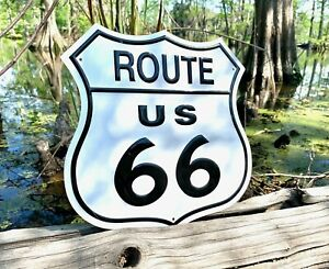 Route-66-Shield-Vintage-Metal-Tin-Sign-Wall-Decor-Garage-Man-Cave-Mother-Road