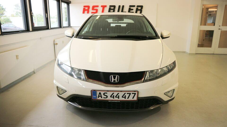 Honda Civic 1,8 Sport Benzin modelår 2010 km 169000