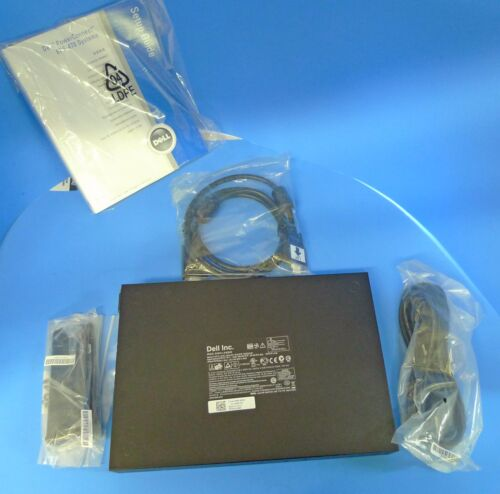 AUTHENIC Dell PowerConnect 3400 EPS-470W Extended Redundant Power Supply UJ688