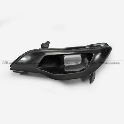 LHS New Vented Headlight Air Intake Parts For Honda Civic FD2 EPA Style FRP