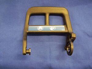 Pieza de repuesto original dolmar motosierra PS 330 protección de mano palanca de freno