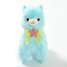 Kirarin Star Alpacasso Mint Blue Alpaca 45cm Plush Amuse Arpakasso Rilakkuma UFO
