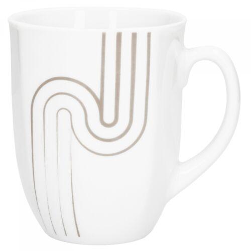 Kaffeebecher Costa 33cl Kaffeetasse Tasse Becher Teetasse Geschirr Porzellan