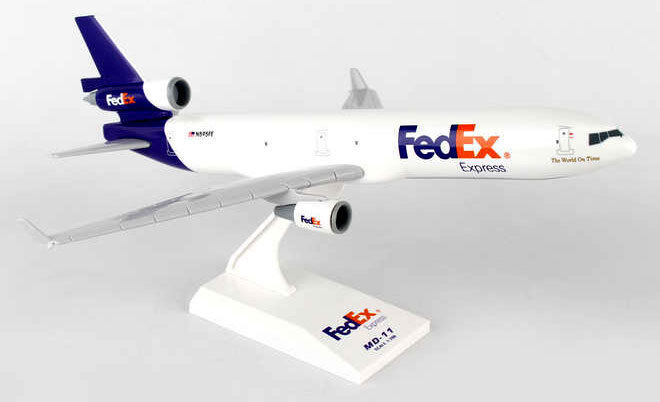FedEx-Federal Express md11 1 200 skymarks skr088 Aereo Cargo md-11 md11f