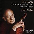 Johann Sebastian Bach - J.S. Bach: The Sonatas and Partitas for solo violin (2016)