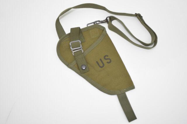 0d3ee11b5 US Military Shoulder Holster Olive M1911 Colt Tactical Airsoft Pistol  Holster