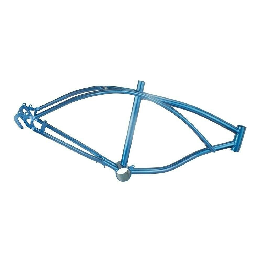 20  bluee  Lowrider Frame Metallic. lowrider bike bicycle frame  for sale