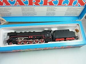 MARKLIN-3047-H0-Dampflok-in-OVP-44-690-mit-Tender