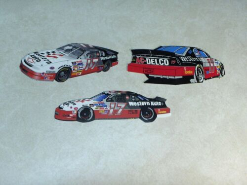 ASST DARRELL WALTRIP NASCAR RACING DECALS STICKERS #17 WESTERN AUTO YOUR CHOICES