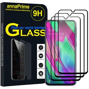 3-Vidrio-Cristal-Templado-Protector-Pantalla-Samsung-Galaxy-A40-5-9-034-SM-A405F