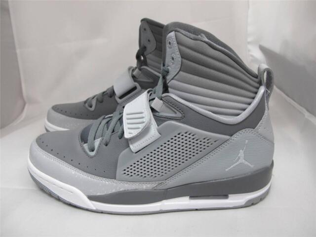 premium selection acd4a cb448 Air Jordan Flight 97 Men's Lace up Basketball SNEAKERS Grey/white ...