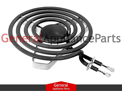 """GE General Electric Range Cooktop Stove 6/"""" Heavy Duty Surface Burner WB30X10027"""