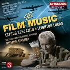 The Film Music of Arthur Benjamin & Leighton Lucas von Bbc Now,Gamba,Sara,Roe-Williams (2012)