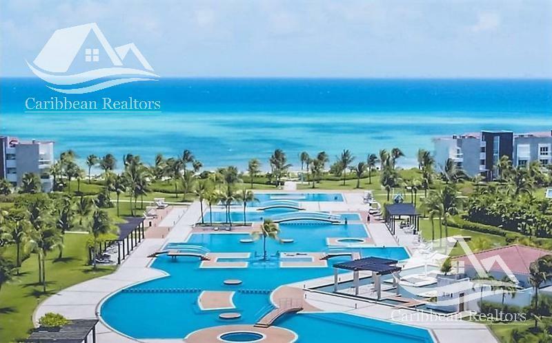 Departamento  en Venta en Riviera Maya Playa del Carmen Corasol Mareazul