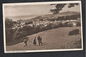 L-K-Largs-From-Douglas-Park-Scotland-1952-Postcard