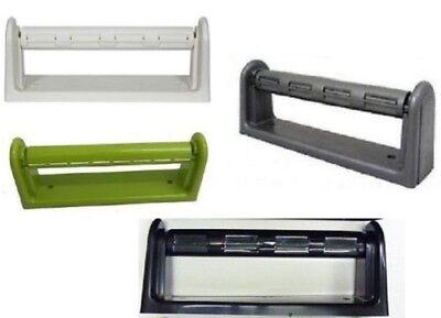 Responsabile Whitefurze Plastica Parete Cucina Porta Rotolo Asciugamano Di Carta Crema Verde Grigio-
