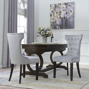 Image Is Loading NEW Premium Dining Chair Accent Living Room Armless
