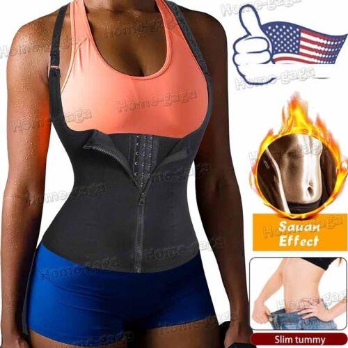 Waist Trimmer Belt For Women Body Shaper Trainer Corset Adjustable Stomach Vest