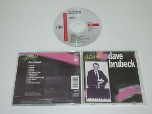 DAVE-BRUBECK-The-Essential-Dave-Brubeck-CBS-467148-2-CD-Album