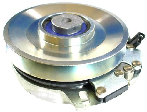 Free Upgraded Bearings Replaces Warner 5219-23 Husqvarna PTO Blade Clutch