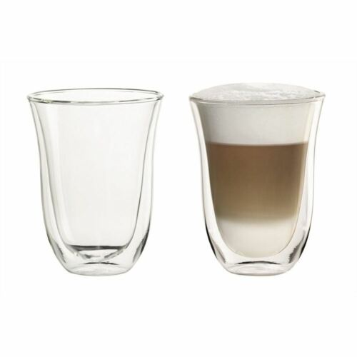Double Walled Coffee Glasses Set Insulated Thermal Cups Espresso Latte Tea Mugs